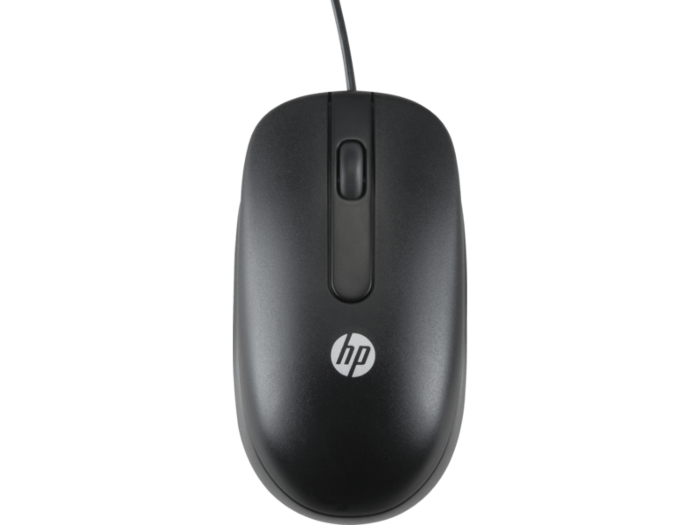 HP USB Optical Scroll Mouse