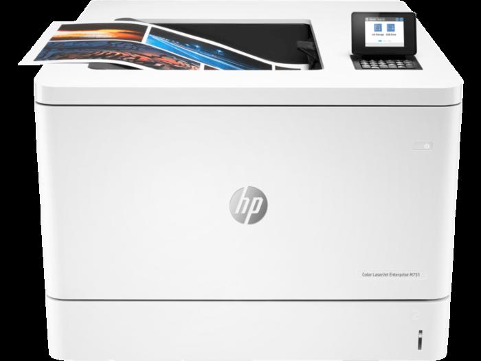 HP Color LaserJet Enterprise M751n