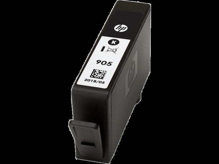 HP 905 黑色原廠墨水盒