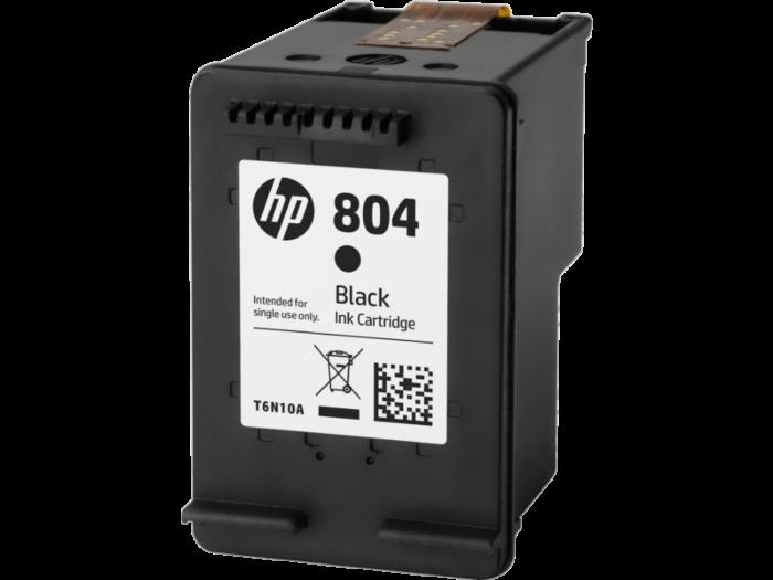 HP 804 Black Original Ink Cartridge