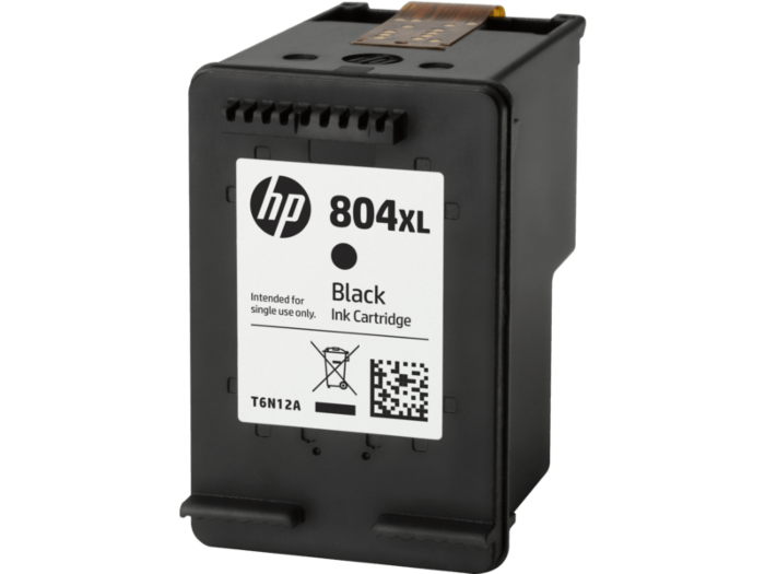 HP 804XL High Yield Black Original Ink Cartridge
