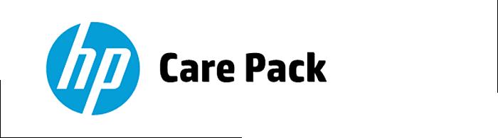 HP 5 年下一個工作日上門標準顯示器硬件支援