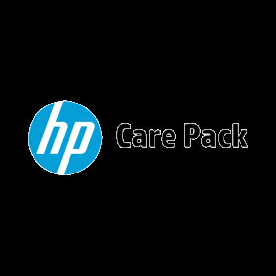 HP 2 年期 HP 筆記簿型電腦返廠維修硬件支援