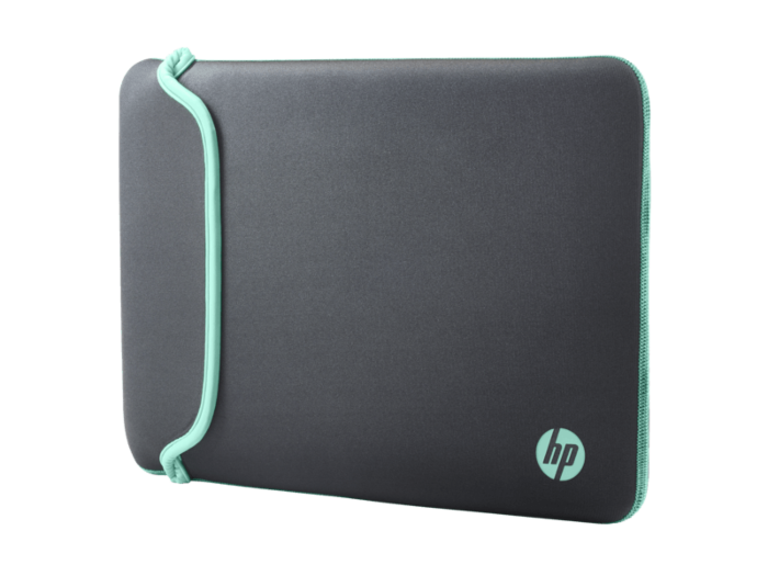 HP 11.6 Gray/Green Neoprene Sleeve