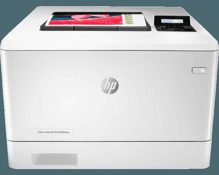 HP Color LaserJet Pro M454nw