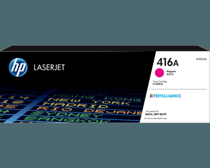 HP 416A LaserJet 洋紅原廠碳粉匣