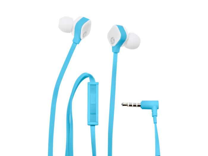 HP H2310 NBlue In Ear Headset
