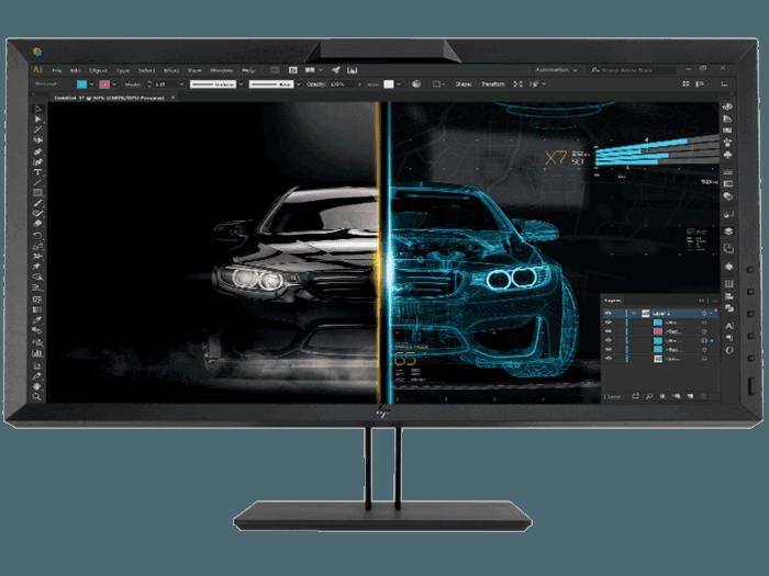 HP DreamColor Z31x Studio Display