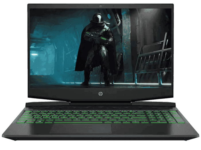 HP Pavilion Gaming Laptop - 15-dk1070tx