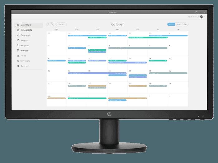 HP P21v G4 Monitor
