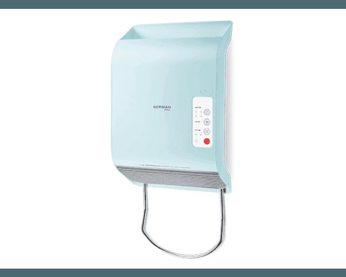 Portable Bathroom Heater - Aquamarine Blue Special Edition