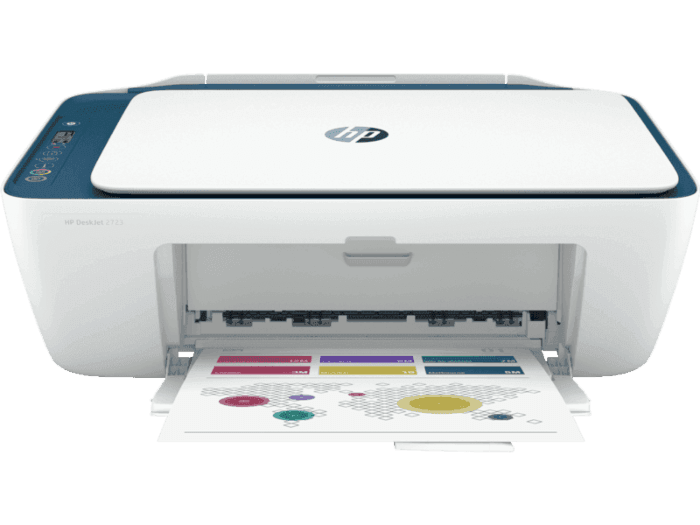 HP DeskJet 2723 All-in-One Printer