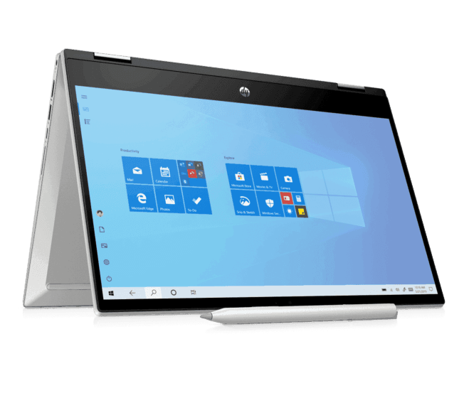 HP Pavilion x360 Convertible 14-dw1133TU筆記簿型個人電腦