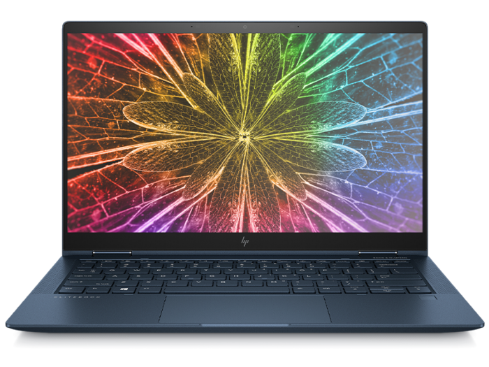 HP Elite Dragonfly G2 with SureView