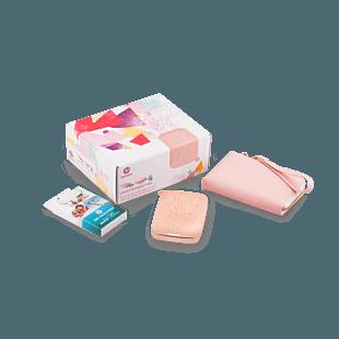 Gift Box - HP Sprocket Photo Printer (New Edition)- Blush-Pink