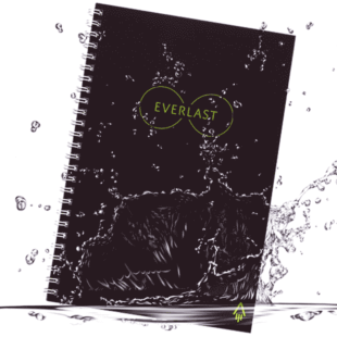 Rocketbook Everlast可循環再用雲端筆記本