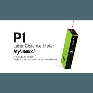 MyAntenna P1迷你便攜鐳射測距器