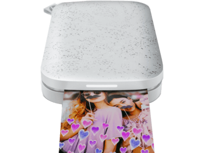 HP Sprocket Photo Printer (New Edition)- Luna-Pearl