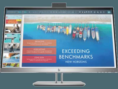HP EliteDisplay E243d23.8 吋擴充顯示器