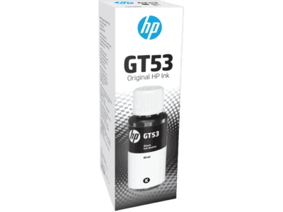 HP GT53 90-ml Black Original Ink Bottle