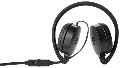 Gift - HP H2800 Black Headset