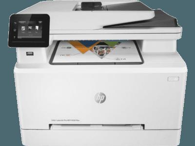 HP Color LaserJet Pro多功能打印機 M281fdw