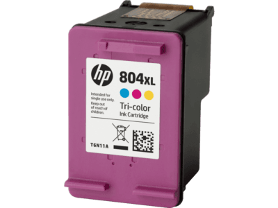 HP 804XL 高印量三色原廠墨盒