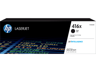 HP 416X High Yield Black Original LaserJet Toner Cartridge