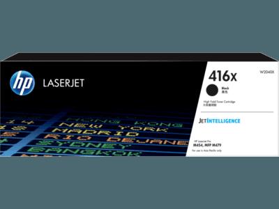 HP 416X LaserJet 高打印量黑色原廠碳粉匣