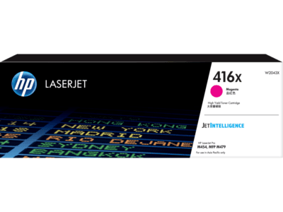 HP 416X High Yield Magenta Original LaserJet Toner Cartridge