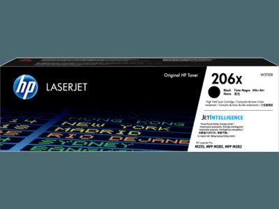 HP 206X High Yield Black Original LaserJet Toner Cartridge