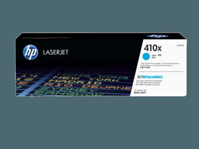 HP 410X 高打印量靛藍原廠 LaserJet 碳粉盒