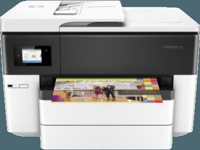 HP OfficeJet 7740 闊幅面多合一打印機