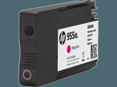 HP 955XL 高打印量洋紅原廠墨水盒