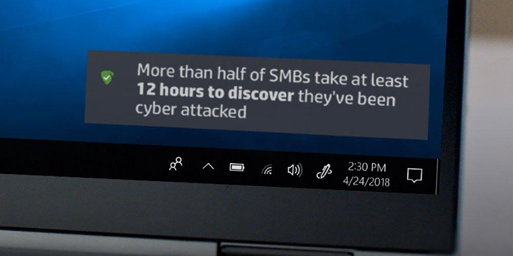 笔记本电脑使用HP Sure Recovery恢复受恶意软件攻击的文件