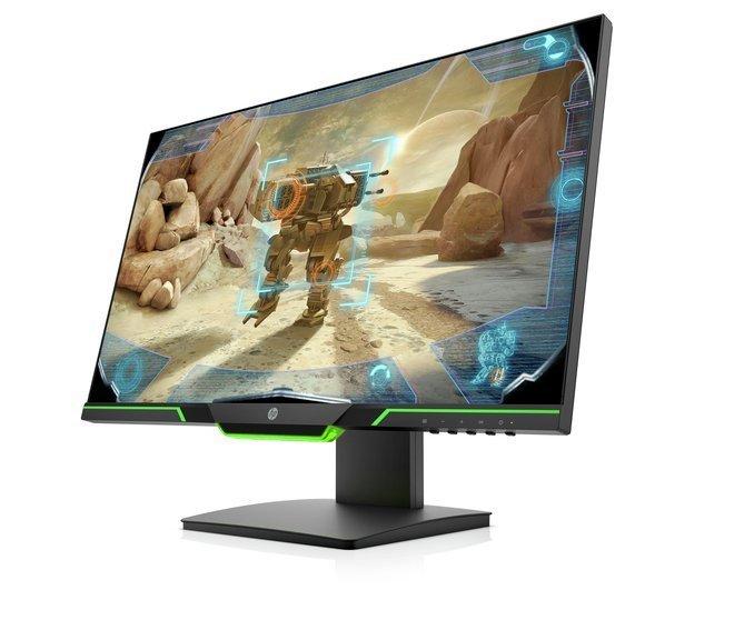 HP 25x Display