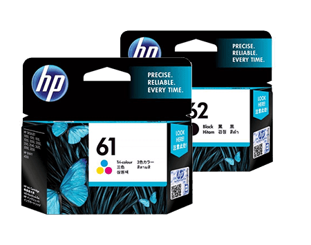 Standard Ink cartridges