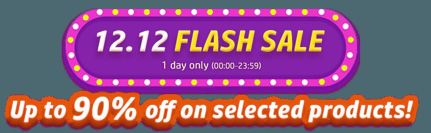 12.12 Flash Sale