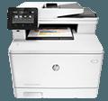 HP Color LaserJet MFP M477fdw Printer